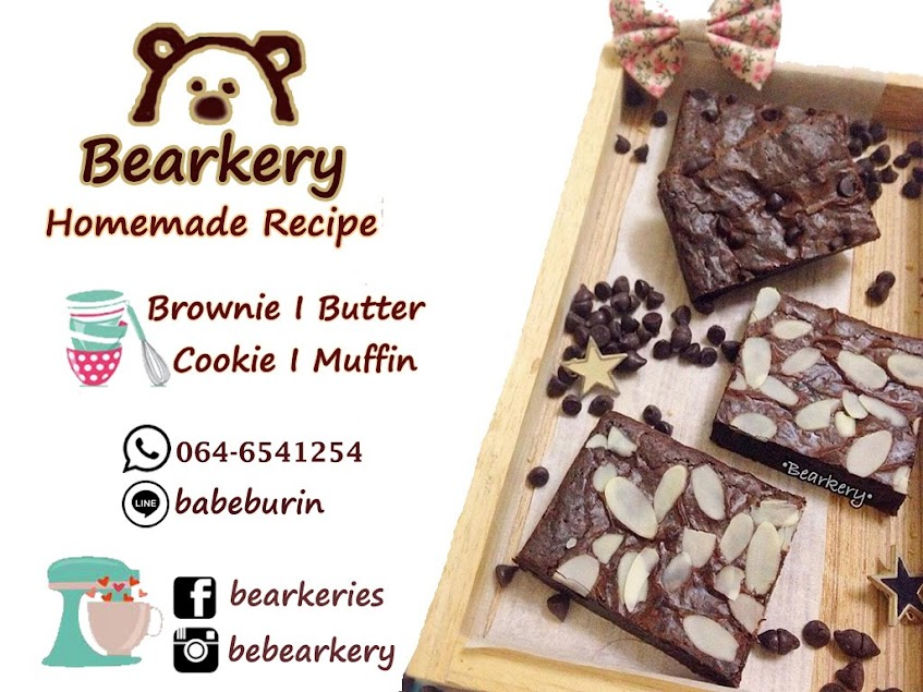 Bearkery homemade Recipe
