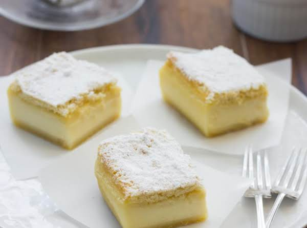 Lemon Magic Cake Recipe