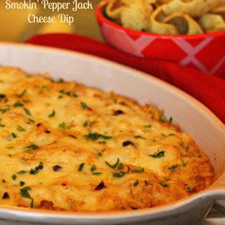 Smokin Pepper-Jack Cheese Dip Recipe
