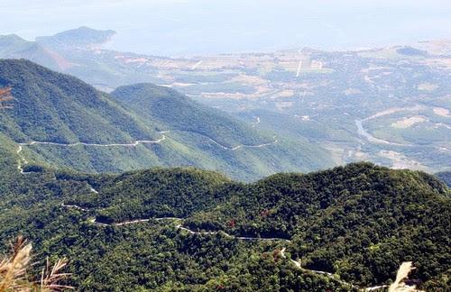 Vườn quốc gia Bạch Mã đẹp tựa tranh 2