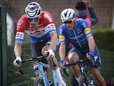 Van der Poel had Van Aert nodig als bondgenoot tegen sterk Deceuninck-Quick.Step