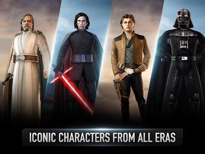 Star Wars™: Force Arena Screenshot