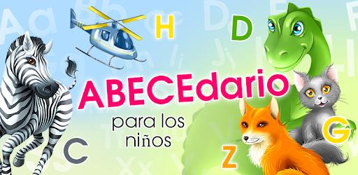 Alfabeto para niños: aprender letras abecedario - Aplicaciones en ...