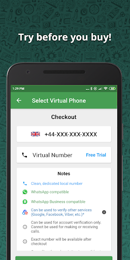 Wabi Virtual Number For Whatsapp Business Apk Download For Android