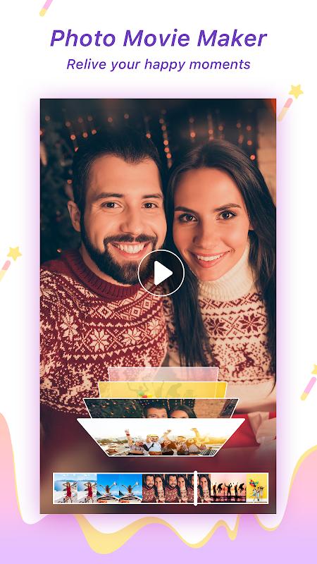 LIKE Video -Magic Video Maker & Community screenshots