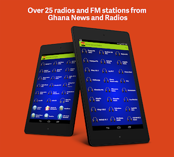 Ghana Radios - náhled