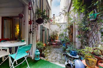 maison à Paris 18ème (75)