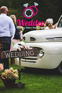 Weddeo- DIY Wedding Video- screenshot thumbnail