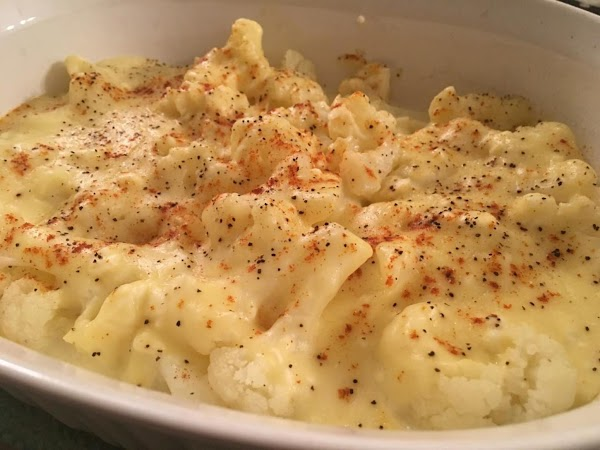 Greek Cauliflower Recipe