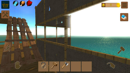 Oceanborn: Survival on Raft 1.5 screenshots 6