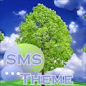 Tree Theme GO SMS icon