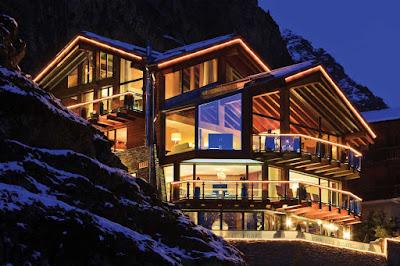 A Magical Swiss Chalet in Zermatt