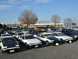 スプリンタートレノ AE86 S59年式 GT-APEXのカスタム事例画像 濱のガオハチさんの2019年12月19日23:45の投稿