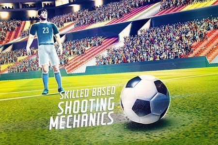 World Football Real Cup Soccer v1.0.6 [Mod]