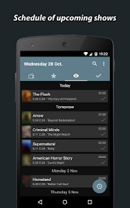 Showly - TV shows tracker screenshot 3