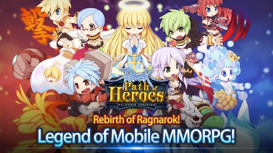 Ragnarok : Path of Heroes- screenshot thumbnail
