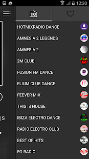 Electronic Clubbing Radio- screenshot thumbnail