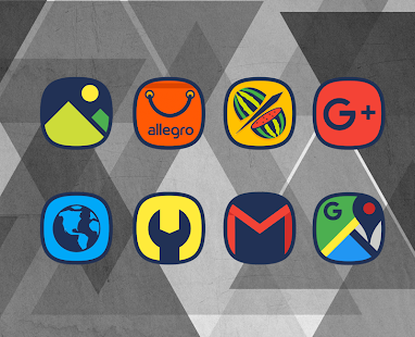 Meegis - Icon Pack Screenshot