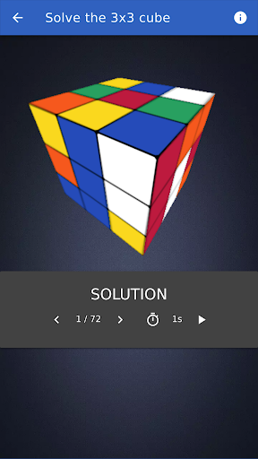 Cube Solver apkpoly screenshots 5