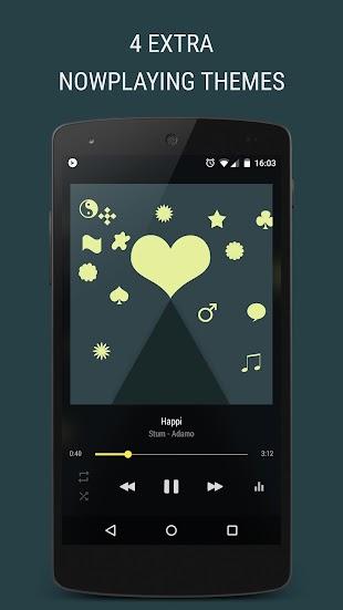BlackPlayer EX- screenshot thumbnail