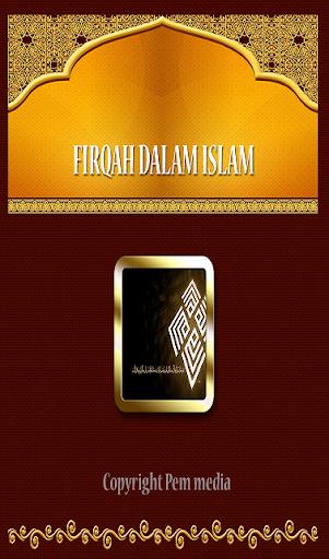 Firqah dalam Islam