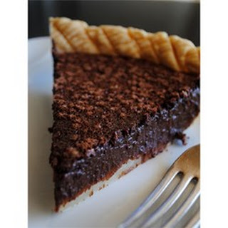 Easy Chocolate Pie With Cocoa Recipes
