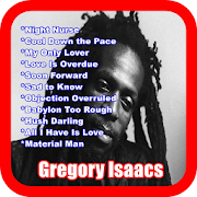 Gregory Isaacs - All Songs