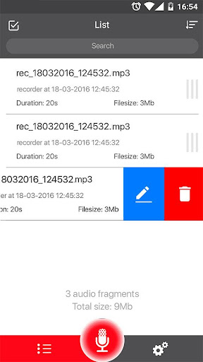 Voice Recorder 34 screenshots 20