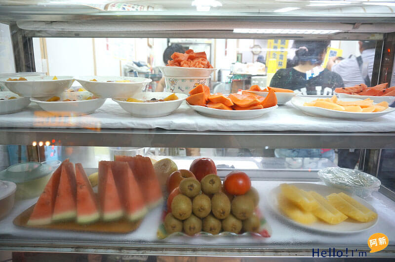 中華路冰品店,龍川冰果室-3
