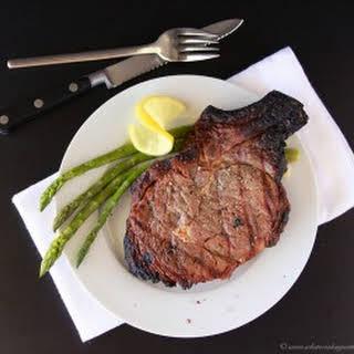 Lemon Garlic Steak Marinade.