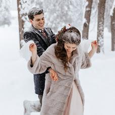 Wedding photographer Ilya Lyubimov (Lubimov). Photo of 28.02.2018