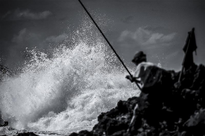 Il pescatore di utente cancellato