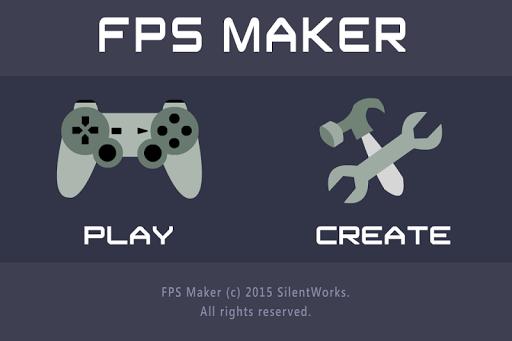 FPS Maker Free screenshot 1