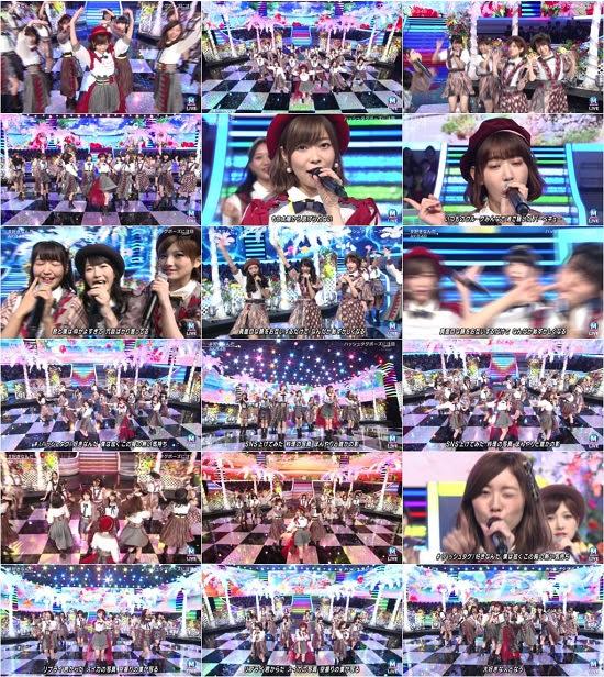 (TV-Music)(1080i) AKB48 Part – Music Station 170825