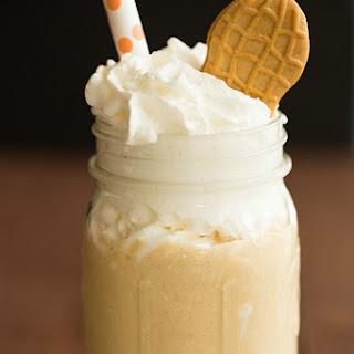 Fluffernutter Milkshake