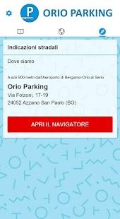 Orio Parking - náhled