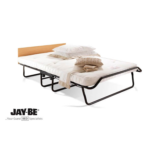 Jay-Be Royal Pocket Sprung Folding Bed Single
