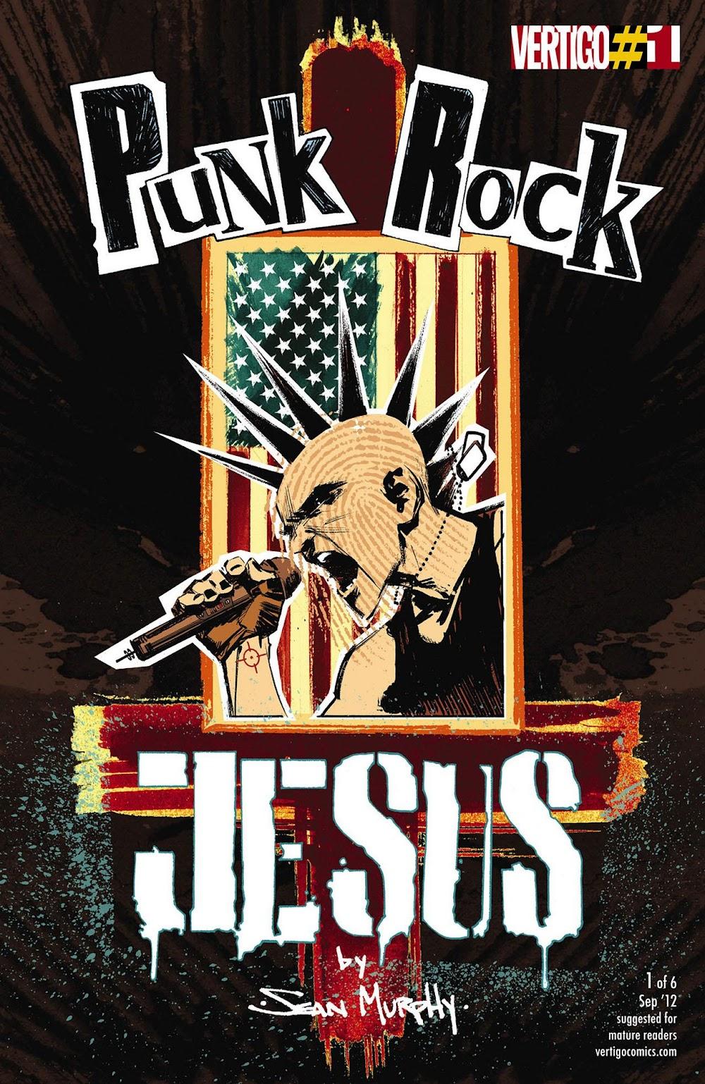 Punk Rock Jesus (2012) - complete