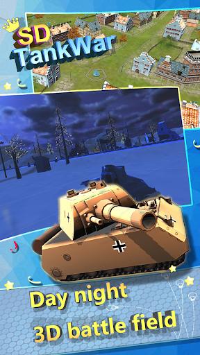 SD Tank War cheat screenshots 5
