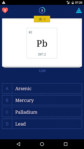 Quizio PRO: Quiz game game for Android screenshot