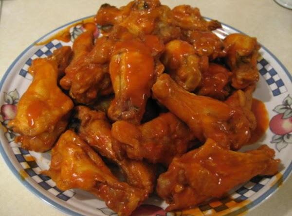 Buffalo Hot Wings Recipe