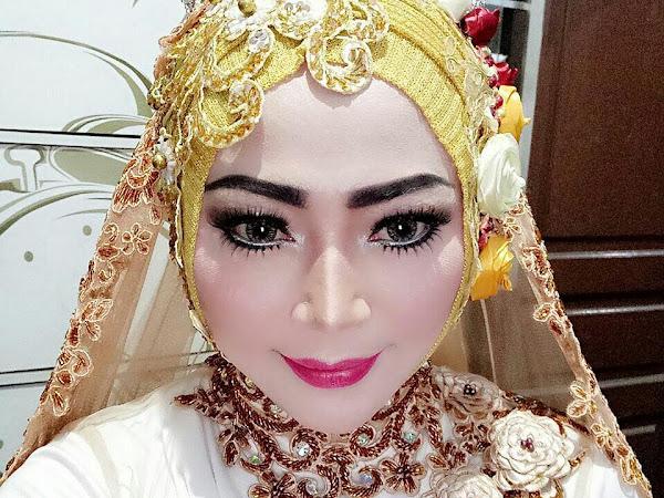 Rias Pengantin Muslim Modern Jawa Sidoarjo