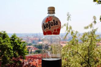 Photo: I kind of took liking to Czech Cola.