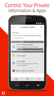 Vodafone Protect- screenshot thumbnail