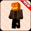 Halloween Skins for Minecraft PE 🎮 icon