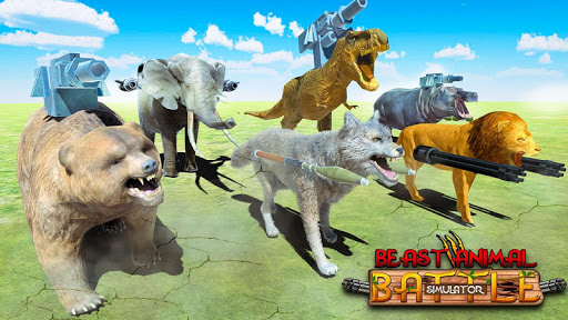 Beast Animal Kingdom Battle: Epic Battle 1.2 screenshots 3