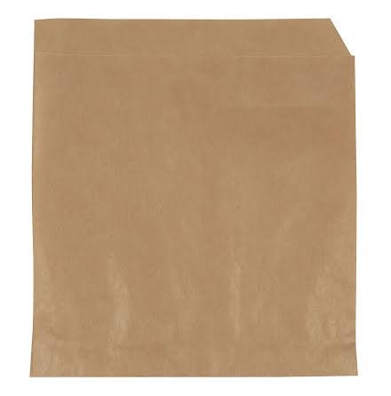 Hamburgerficka papper 13x13cm