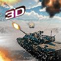Snow Tank War Battlefield 2016 icon