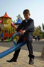 Photo: Boy, Erbil 2015