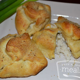 Creamy Chicken Pockets- Traditional Version